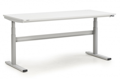 ESD darba galds ar elektromotoru, 800 x 1800 mm