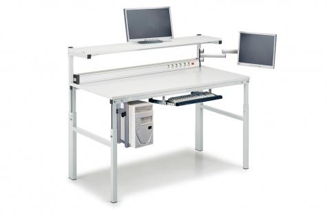 Komplekt TP-3: arvutitöökoht, 700 x 1500 mm