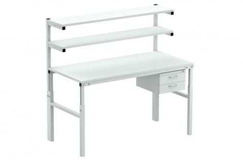 Komplekt TP-7: ESD-töölaud, 700 x 1500 mm