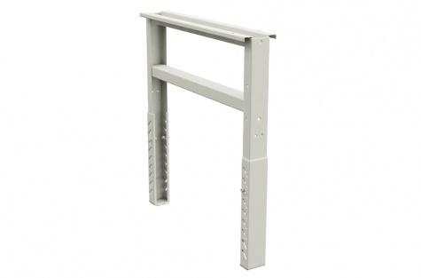 Augstumā regulējamu galda kāju pāris, 700-950 mm