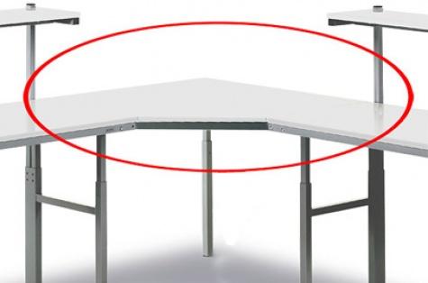Stūra galds TPH KK