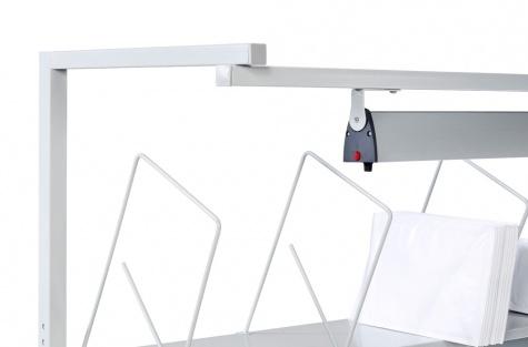 Tööriista- ja valgustiraam KT 150