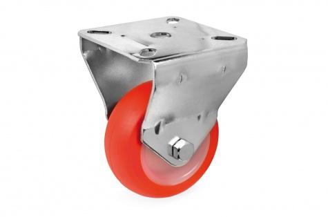 S36 Plaatkinnitusega fikseeritud ratas, Ø 40x18 mm