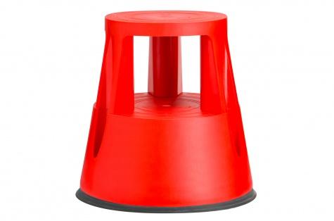 Plastikust turvaaste, punane