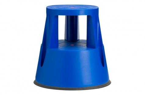 Plastmasas pakāpšanās sols, zils