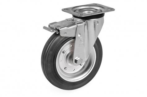 S53 Grozāms ritenis ar montāžas paneli un bremzi