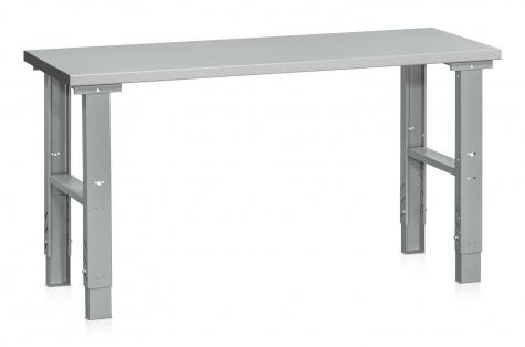 Darba galds HD 500, tērauda