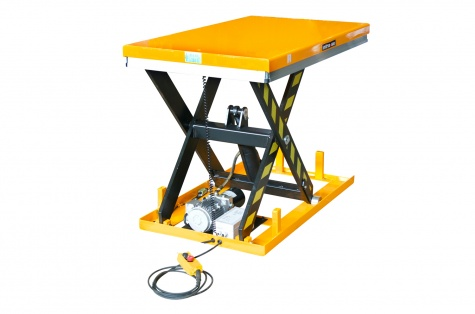 Paceļamais elektrohidrauliskais galds PLN 1000