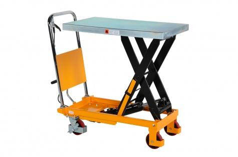 Paceļamais galds ar pedāli SP500, celtspēja 500 kg