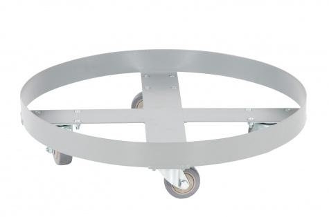 Platforma uz riteņiem mucu un riepu pārvietošanai, slodze 300kg