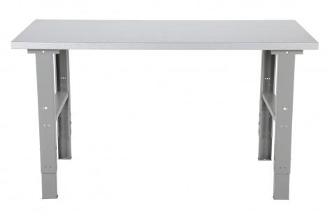 Darbnīcas galds Extra Strong, 1600 x 800 mm, tērauds