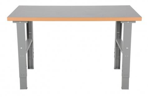 Darbnīcas galds Extra Strong, 1600 x 800 mm, PVC