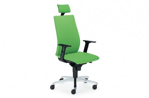 Kontori töötool Intrata Manager, roheline