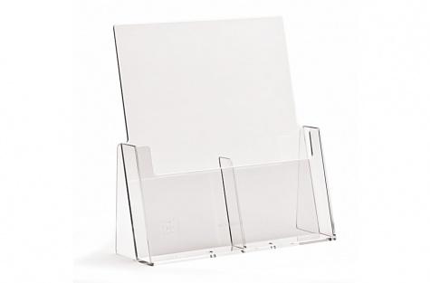 Paralēlais galda stends 2C112, DL/E65 formātam (⅓А4)