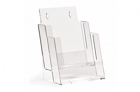 Divstāvu galda stends 2 C 160, A5 formātam