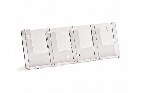 Paralēlais stends 4W104 galda/sienas, DL/E65 formātam( ⅓A4)