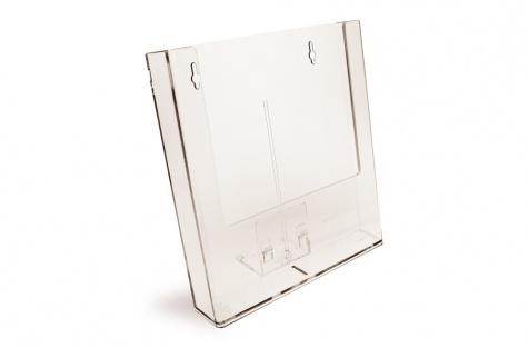 Stends W230 A4 formātam, sienas/galda